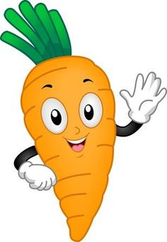 Ilustraci�n de una mascota que agita su mano Zanahoria Art Drawings For Kids, Drawing For Kids, Painting For Kids, Carrot Drawing, Food Company Logo, Vegetable Cartoon, Vegetable Coloring Pages, Fruit Clipart, Smiley Happy