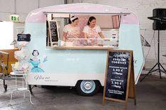 Millie The Vintage Caravan