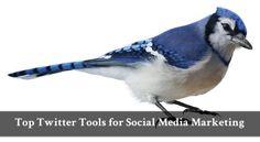 Top Twitter Tools for Social Media Marketing