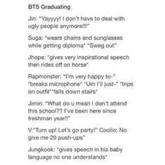 I can imagine this happening :')...jungkook you fetus