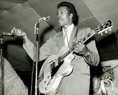 Chuck Berry - The early days of a legend