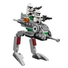 Lego Star Wars - Clone Walker Battle Pack 8014 by LEGO. $29.97