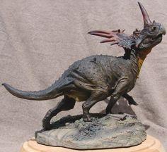 Styracosaurus wip by Gorgosaurus on deviantART