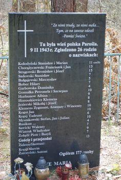 Tysiące ofiar zarąbanych siekierami, żywcem przepiłowanych czy przybitych do chat. Bestialstwo gwałtów dokonanych przez Ukraińców na Polakach w latach 1943-1944 jest obezwładniające. Jednym z setek przykładów zbrodni jest los wsi Hurby. Chalkboard Quotes, Art Quotes, Education, Wwii, Tattoos, Historia, Poland, Tatuajes