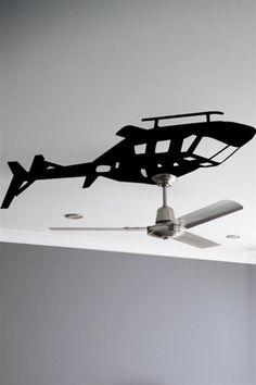 Superfan: 9 DIY Ideas for Ceiling Fans
