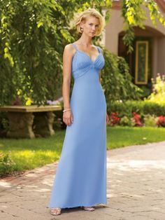 Chiffon Strapless Ruched Sweetheart Bodice A-Line Bridesmaids Dress