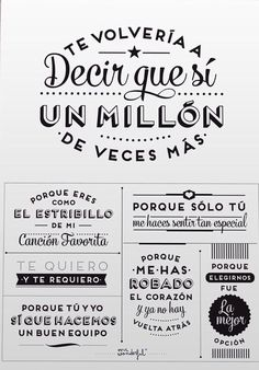 Etiquetas molonas para celebrar San Valentín Love Gifts, Diy Gifts, Ideas Aniversario, Silkscreen, Love Quotes, Inspirational Quotes, Mr Wonderful, Love Phrases, More Than Words