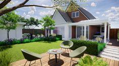 Ontwerptekening, 3D tekening, 3D ontwerp, renders, ontwerpen, architectuur, tuinarchitect, tuinarchitectuur, ontwikkelen, ontwerpen, realiseren, tekenen, ontwikkeling, tuinaanleg, tuinontwerp, tuintekening Outdoor Decor, Home Decor, Homemade Home Decor, Decoration Home, Interior Decorating