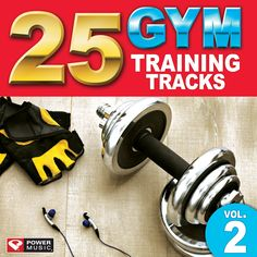"""Torture is trying to get through a workout without music and we could NEVER let that happen to you! So we've compiled 25 more gym training tracks for you to mix and match or listen straight through from start-to-finish. Featuring massive hits like """"Hideaway,"""" """"Love Me Harder,"""" """"Riptide,"""" and many more!"""