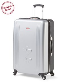 28 Inch Expandable Upright Suitcase