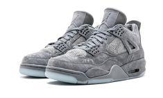 Original New Arrival Authentic Nike Air Jordan 4 Retro Kaws Men/'s Basketball Shoes Sport Sneakers Good Quality Newest Jordans, Nike Air Jordans, Black Basketball Shoes, Boost Shoes, Jordan 4, Jordan Retro, Air Jordan Shoes, Athletic Shoes, Moda Masculina
