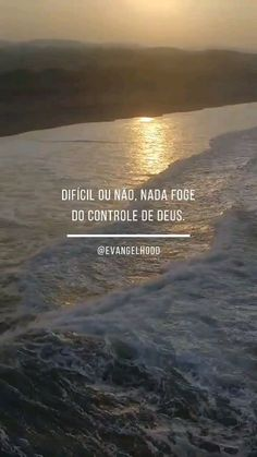 """Evangelho do Dia on Instagram: """"Difícil ou não, nada foge do controle de Deus. . . . tags #versiculododia #versiculosbiblicos #versiculo #versiculodiario #versiculo…"""" Connecting With God, English Tips, Lettering Tutorial, Peaky Blinders, Big Love, God Jesus, God Is Good, Good Vibes, Instagram Feed"""
