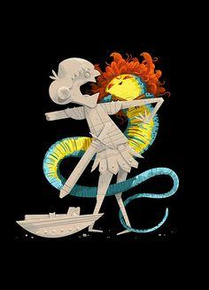 """""""Medusa - by Andrew Kolb"""""""