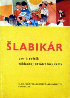 šlabikár - Ferdinand Hložník 1962