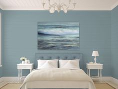 Watch Hill  Westerly Rhode Island Canvas by PhotographsbyJoules