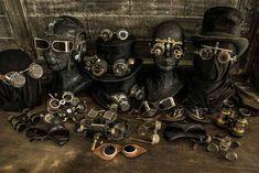 steampunk props | Steampunk Artwork: Steampunk Objekte, Kleidung, Requisiten, Stage ...