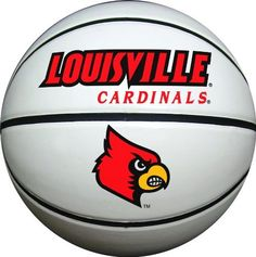 Louisville Cardinals Official Size Synthetic Leather Autograph Basketball by GameMaster. $25.00. NCAA Louisville Cardinals Official Size Synthetic Leather Autograph Basketball