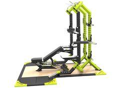 Half Rack - THD Line - Titan Fitness