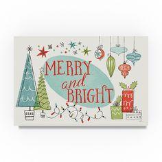 Trademark Fine Art Retro Christmas I 19 X 12 Canvas Wall Art Multi 135671007514866810 Retro Christmas Decorations, Retro Christmas Tree, Christmas Canvas, Modern Christmas, Christmas Signs, Christmas Art, Christmas Themes, Christmas Patterns, Christmas Quotes