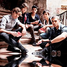 The Wanted -my new obsession! My most favorite band other than coldplay of course. FETUSS <33