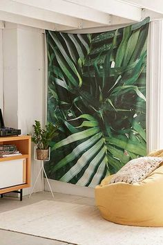 Chelsea Victoria For DENY Jungle Vibes Tapestry - Urban Outfitters