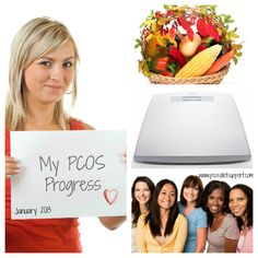 Monitoring your PCOS progress and symptoms is important in knowing if your treatment is successful. Here is how I did in January.