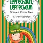 Happy St. Patrick's Day! Here is an Emergent Reader Pack that I created just for this fun holiday. It contains three different versions of the stor...