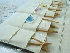 Circular Needle Organizer   Flickr - Photo Sharing!