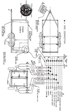 trailer junction box 7 wire schematic trailer wiring 101 rv travel trailer junction box wiring diagram trailer wiring diagram 7 wire circuit