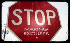 How To Beat Down Excuses That Derail You From Your Fitness Goals