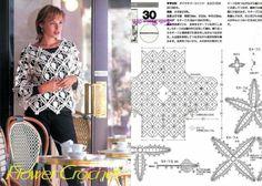 El mundo del crochet.: Flores y Hojas