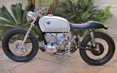 BMW R100/7 Olga by Boyle Custom Moto Custom Moto, Custom Bmw, Custom Bikes, Bmw Scrambler, Bike Bmw, Moto Bike, Vintage Bikes, Vintage Motorcycles, Foto Flash