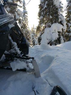 """Pro RMK 800 163"""" snowmobile"""