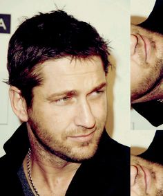 Gerard Butler ....mmm, the smile, the lips, the eyes... #Gerard #Butler #Gerry