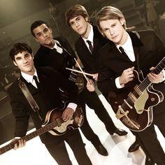 The Beatles.........  #Glee