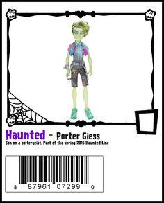 Porter Geiss - Haunted