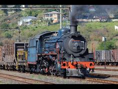 After receiving the very good news that Sappi's diesel replacement was delayed and steam would continue for yet another week. Stoomman and I quickly put toge. South African Railways, Crow's Nest, Final Days, The Last Time, Car Rental, Locomotive, Trains, Diesel, Youtube