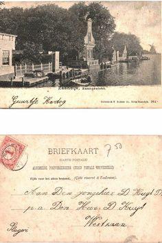 Zaandijk, 1918