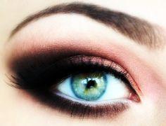 Nude Eye Make-up