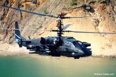 Helicópteros de Combate en Servicio en el Mundo