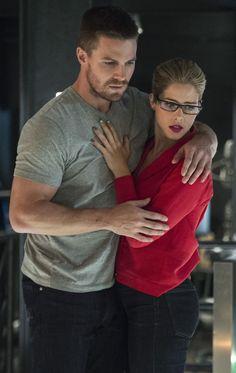 Arrow 4x05 - Oliver Queen & Felicity Smoak
