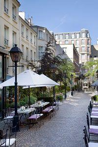 Les Jardins du Marais - 74 rue Amelot - 75011 PARIS
