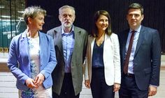 'Every photo of the candidates looks like the staff room of a failing comprehensive feigning amusement at being photobombed by the janitor.'