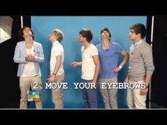 One Direction: Cookie Challenge! LOVE