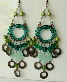 Emerald Green Copper