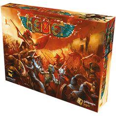 Caixa do jogo de tabuleiro Kemet