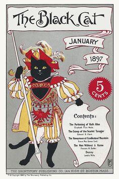 Black Cat 1897-01