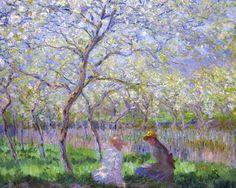 IMPRESSIONISME Monet 'lente'