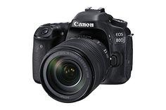 Canon EOS 80D Appareils Photo Numériques 25.8 Mpix: Amazon.fr: Photo & Caméscopes