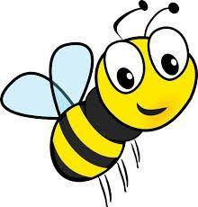 Free Bumble Bee Clipart of Bumble bee free cute bee clip art an illustration of a cute bee free image for your personal projects, presentations or web designs. Bumble Bee Cartoon, Honey Bee Cartoon, Yoga For Kids, Exercise For Kids, Bumble Bee Honey, Bumble Bees, Honey Bees, Bee Coloring Pages, Bee Pictures